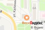 Схема проезда до компании Суши life в Ликино-Дулёво