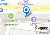 Нотариус Алфёрова М.В. на карте