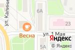 Схема проезда до компании Магазин цветов в Ликино-Дулёво