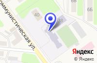 Схема проезда до компании ШКОЛА СРЕДНЕГО ОБЩЕГО ОБРАЗОВАНИЯ № 4 в Ликино-Дулево