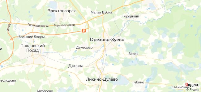 9 автобус в Орехово-Зуево