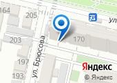 Мобильная служба клининга на карте