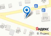 Калининский на карте