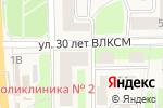 Схема проезда до компании Столички в Ликино-Дулёво