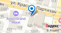 Компания Штамп-23 на карте