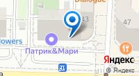 Компания Тонус-клуб на карте