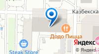 Компания Косметический центр Кружева - Кружева на карте