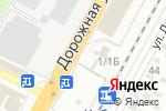 Схема проезда до компании Ивушка в Яблоновском