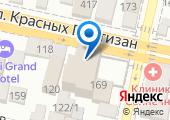 Инспекция Федеральной налоговой службы России №4 по г. Краснодару на карте