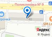 Русский лён на карте