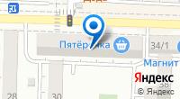 Компания Антикор на карте