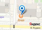 Торговый дом АЗИЯ ТЕКСТИЛЬ на карте