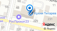 Компания Управление пенсионного фонда РФ в Прикубанском внутригородском округе г. Краснодара на карте