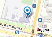 Специальная коррекционная общеобразовательная школа №9 на карте