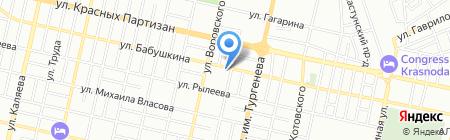 NEW Formula на карте Краснодара