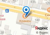 Демидов А на карте