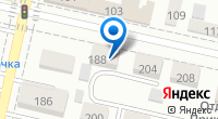 Компания Юрком на карте