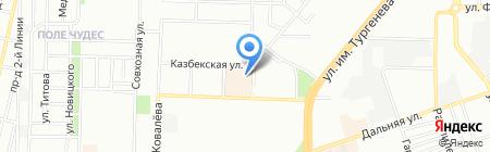 Garden на карте Краснодара
