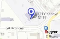 Схема проезда до компании ПРОФЕССИОНАЛЬНОЕ УЧИЛИЩЕ № 118 в Орехово-Зуево