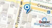 Компания Осетинские пироги на карте