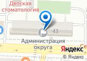 Единая дежурно-диспетчерская служба, МКУ на карте
