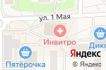Схема проезда до компании Школа мастеров в Ликино-Дулёво