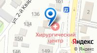 Компания Эстетик Мед на карте