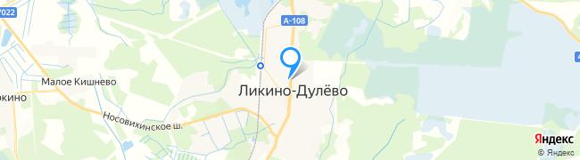 город Ликино-Дулево