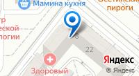 Компания АРТИСТ на карте