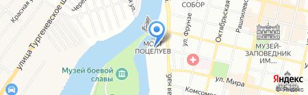 Дело Вкуса на карте Краснодара