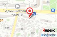 Схема проезда до компании Диатон в Краснодаре