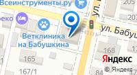 Компания Геоплан на карте