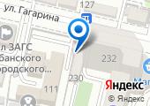 Институт Здоровья на карте