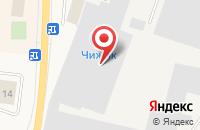 Схема проезда до компании Ликом в Ликино-Дулево