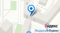 Компания КТК на карте