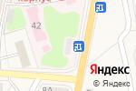 Схема проезда до компании Ликинская городская больница в Ликино-Дулёво