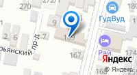 Компания АнгелА на карте