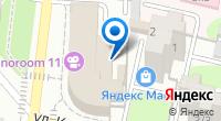Компания Малина на карте