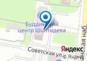 Институт гармонии и развития человека на карте