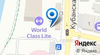 Компания Biketown на карте