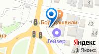 Компания Sushi Top на карте