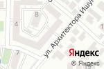 Схема проезда до компании Парикмахерская в Краснодаре
