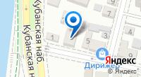 Компания ДАН на карте