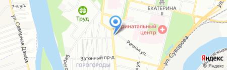 Чистота и блеск на карте Краснодара