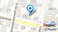 Компания Траектория на карте
