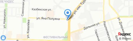 Имидж на карте Краснодара