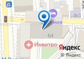 Подолог на карте
