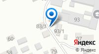Компания Стак на карте