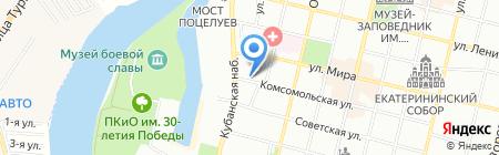 Медицинские системы и технологии на карте Краснодара
