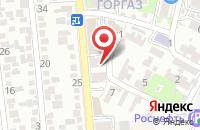 Схема проезда до компании АП-Энерго в Краснодаре